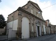 Chiesa di San Salvatore in Vico - Forli'