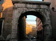 Arco di Gallieno - Roma