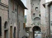 Porta San Giacomo - Assisi