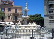 Fontana di Orione - Messina