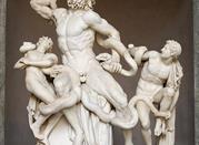 Musei Vaticani: Museo Pio Clementino di Scultura - Roma