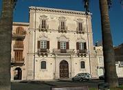 Palazzo settecentesco dei Marchesi d'Amico - Milazzo