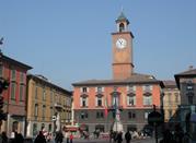 Palazzo del Monte di Pietà - Reggio Emilia