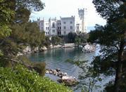 Oasi Riserva Naturale Marina Miramare - Trieste