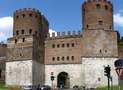 Porta San Sebastiano - Roma