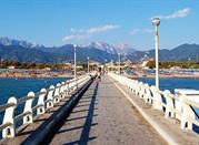 Il pontile di Forte dei Marmi - Forte dei Marmi