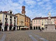 Piazza Cavour - Vercelli