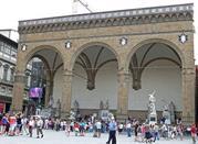 Loggia dei Lanzi - Firenze