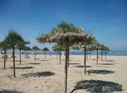 Spiaggia libera delle Tamerici - Cesenatico