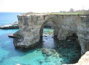 Spiaggia Falesie di Sant' Andrea - Melendugno