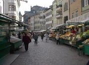 Piazza delle Erbe - Bolzano