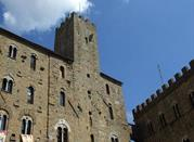 Torre del Porcellino o Podestà - Volterra