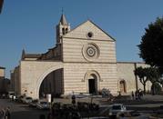 Basilica di Santa Chiara - Assisi
