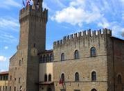 Torre e Palazzo Priori - Arezzo