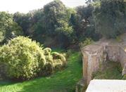 Villa Adriana: Padiglione di Tempe - Tivoli