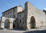 Porta Gemina o Romana - Ascoli Piceno