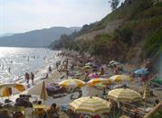Spiaggia delle calandre - Ventimiglia
