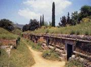 Necropoli di Castel d'Asso - Viterbo