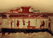 Necropoli Etrusca - Tarquinia
