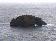 Pietra del Bagno - Lipari