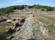 Area Archeologica di Roselle - Grosseto