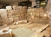 Sant'Eulalia - Area Archeologica (IV Sec) - Cagliari