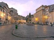 Piazza Campo De' Fiori  - Roma