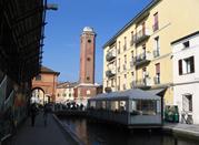 La torre dell'orologio - Comacchio