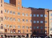 Palazzo Sansedoni il Campo - Siena