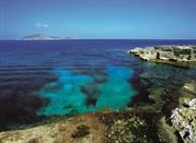 Spiaggia Cala Graziosa - Favignana