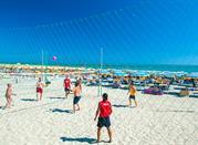 Spiaggia Libera - Villa Rosa di Martinsicuro