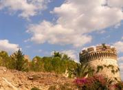 Castel  Ruggero Diroccato - Belvedere Marittimo