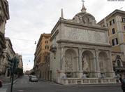 Fontana dell'acqua Felice - Roma