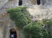 Grotte della Gurfa - Alia