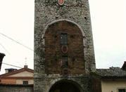 Torre Porta Romana - Gubbio