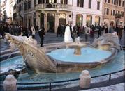 Fontana della Barcaccia - Roma