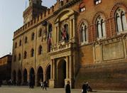 Palazzo d'Accursio o Comunale - Bologna