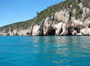 Spiaggia Grotta del bue marino - Dorgali