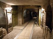 Catacombe ebraiche di Venosa - Venosa