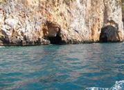 Spiaggia Grotta delle Ossa - Centola