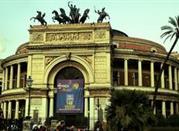 """Teatro Politeama """"Garibaldi"""" - Palermo"""