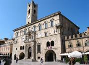 Torre e Palazzo dei Capitani del Popolo - Ascoli Piceno