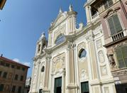 Collegiata di San Giovanni Battista - Finale Ligure