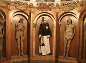 La Chiesa dei Morti e il Cimitero delle Mummie  - Urbania