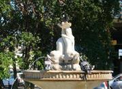 Fontana dei Delfini - Brindisi