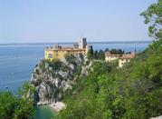 Castello vecchio Duino ruderi - Duino Aurisina