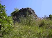 Rocca Malatestiana ruderi - Santa Sofia