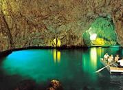 Grotta dello smeraldo e presepe subacqueo - Amalfi