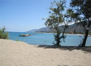 Spiaggia Testa di Monaco - Naso
