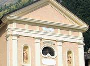 Santuario di Prascondu' - Ribordone